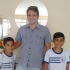 """Alunos participam do Projeto """"Mais saúde, menor desperdício"""" com o nutricionista Diego Vaz"""